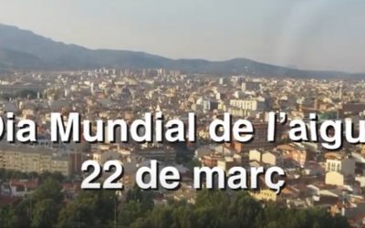Día Mundial del Agua, 22 de marzo, en el Observatorio del Agua de Terrassa