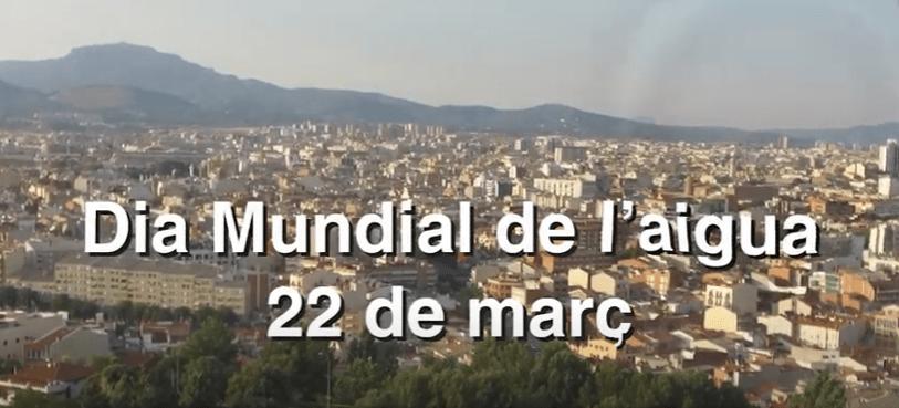 Dia Mundial de l'Aigua, 22 de març, a Observatori de l'Aigua de Terrassa