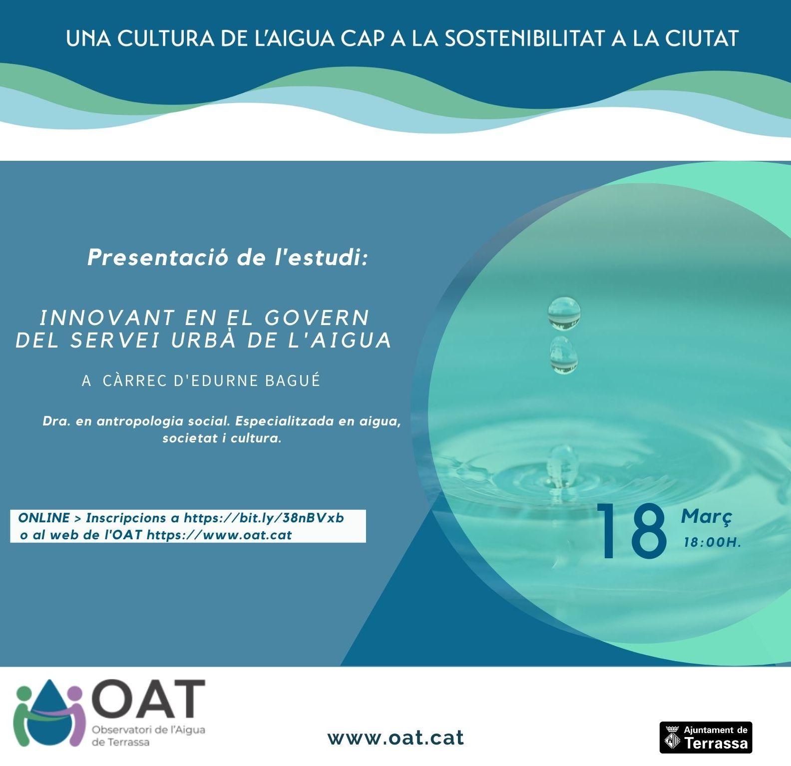 Presentación de resultados de las acciones formativas de los Espacios de Aprendizaje del OAT